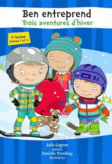 Image: Ben entreprend trois aventures d'hiver
