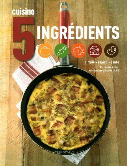 Image: Cuisine 5 ingrédients