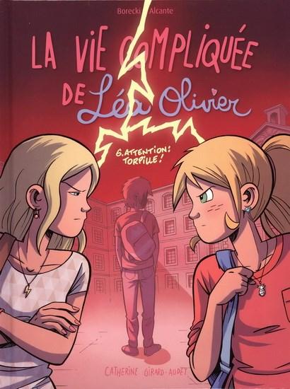 La vie compliquée de Léa Olivier