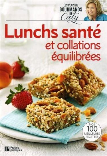 Image: Lunchs santé et collations équilibrées