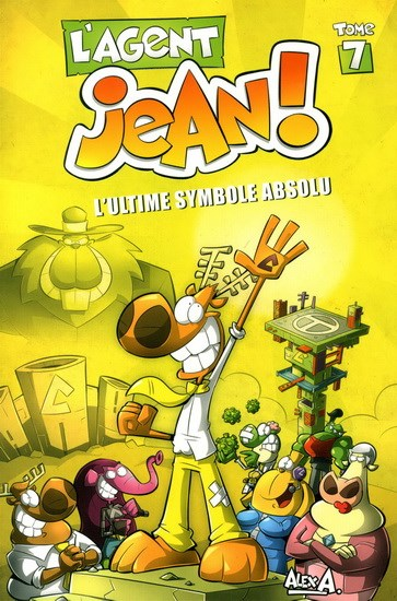 Image: L'agent Jean!