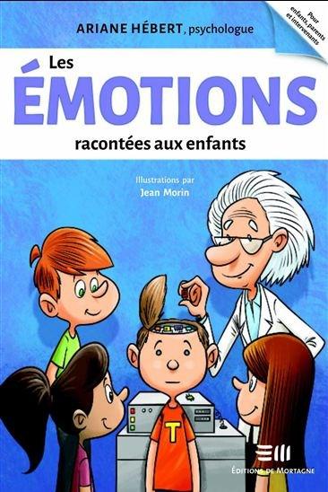 Image: Les émotions racontées aux enfants
