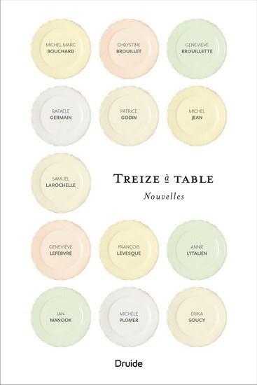 Image: Treize à table