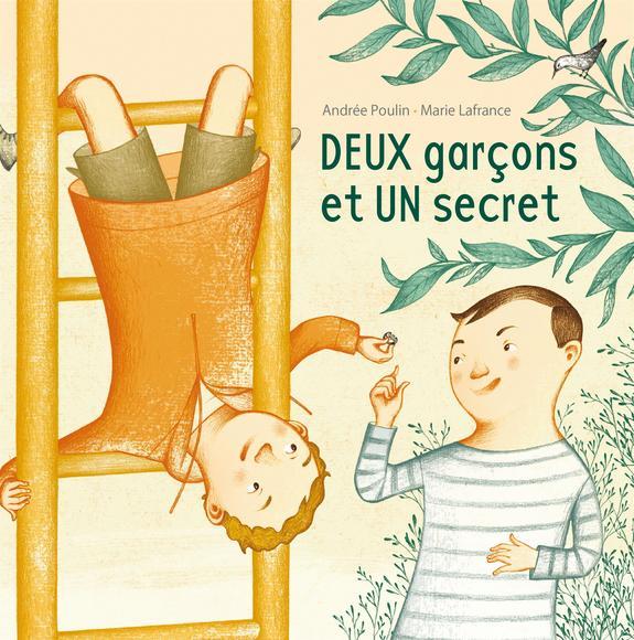 Image: Deux garçons et un secret
