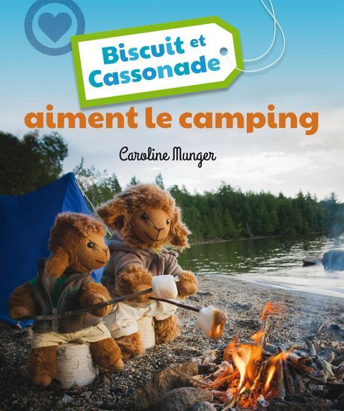 Image: Biscuit et Cassonade aiment le camping