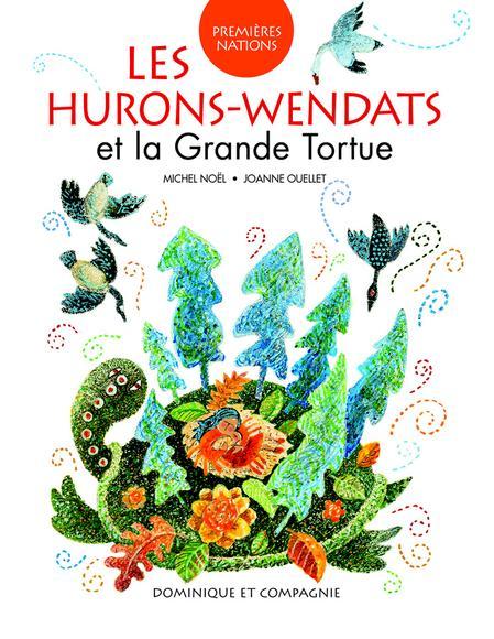 Les Hurons-Wendats et la Grande Tortue