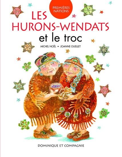 Les Hurons-Wendats et le troc