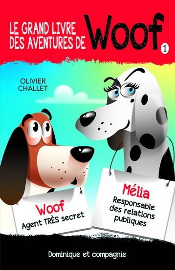Image: Le grand livre des aventures de Woof
