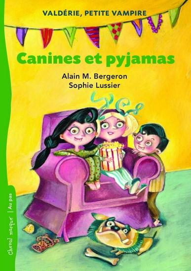 Image: Canines et pyjamas