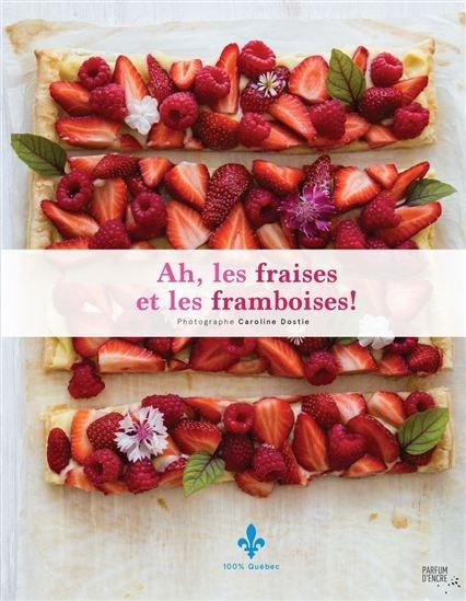 Image: Ah, les fraises et les framboises!