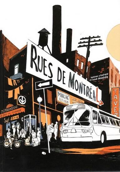 Image: Rues de Montréal