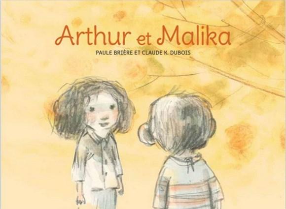 Image: Arthur et Malika