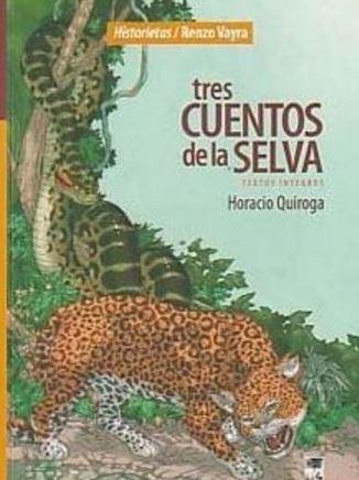 Tres cuentos de la selva