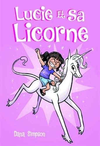 Image: Lucie et sa licorne