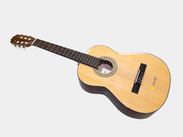 Acoustic Guitar, Nylon-string 3/4 Size, Left-handed : Nepean Centrepointe Branch