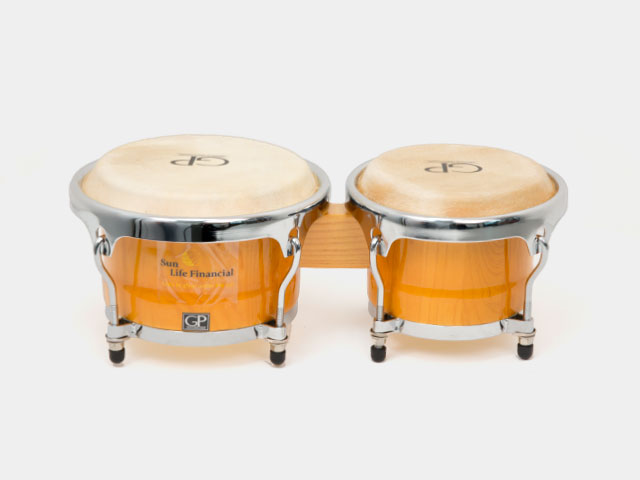 Bongo Drums, 7 & 8.5 In : Main Branch