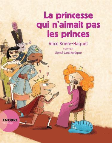 Image: La princesse qui n'aimait pas les princes