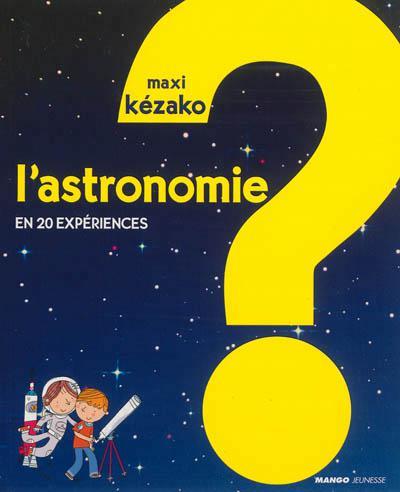 Image: L'astronomie