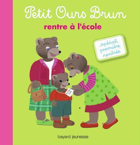 Image: Petit Ours brun rentre à l'école