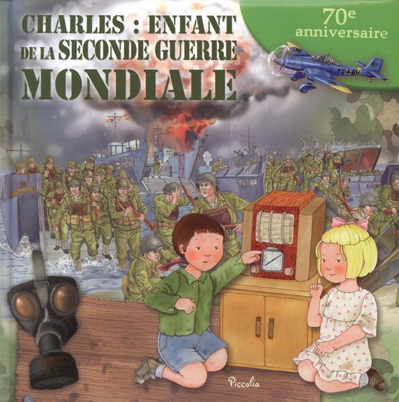 Image: Charles, enfant de la Seconde Guerre mondiale