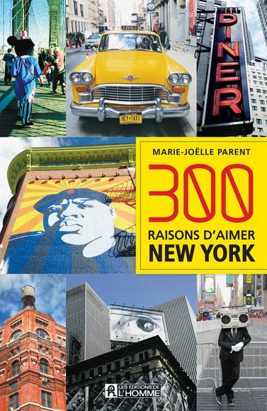 Image: 300 raisons d'aimer New York