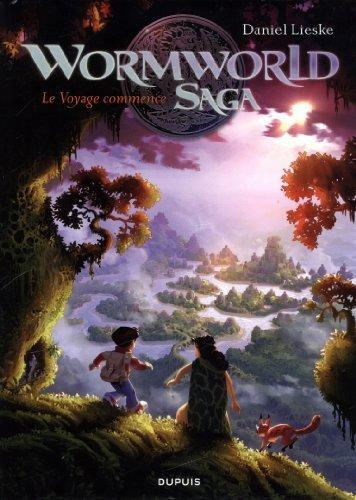 Image: Wormworld saga