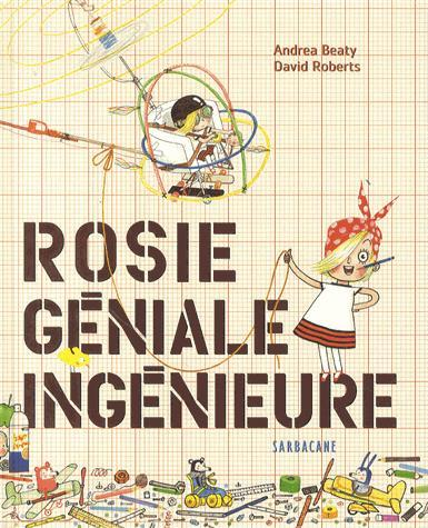 Image: Rosie géniale ingénieure