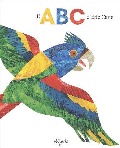 Image: L'ABC d'Eric Carle