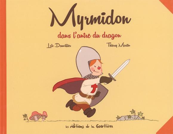 Image: Myrmidon dans l'antre du dragon