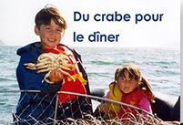 Du crabe pour le dîner