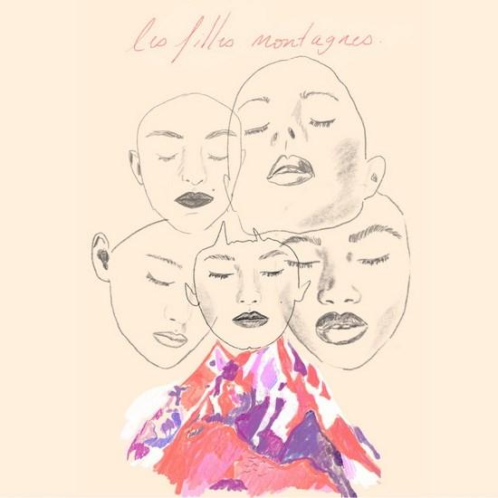 Les filles montagnes