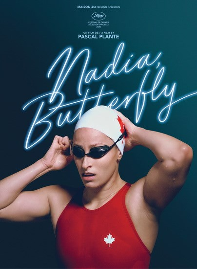 Image: Nadia, Butterfly