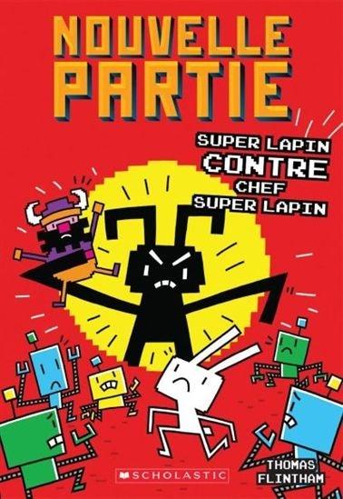 Super Lapin contre Chef Super Lapin