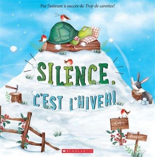Image: Silence, c'est l'hiver!