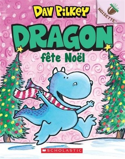 Dragon fête Noël