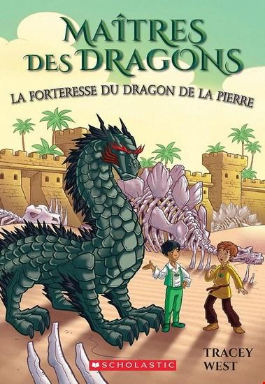 Forteresse Du Dragon De La Pierre(La) #17