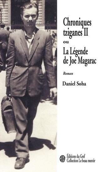 Image: Chroniques Tziganes T.02 Ou La Légende De Joe Magarac