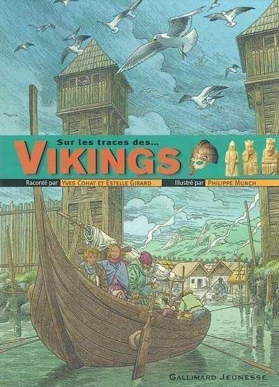 Sur les traces des-- Vikings