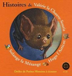 Histoires de Valérie la chauve-souris