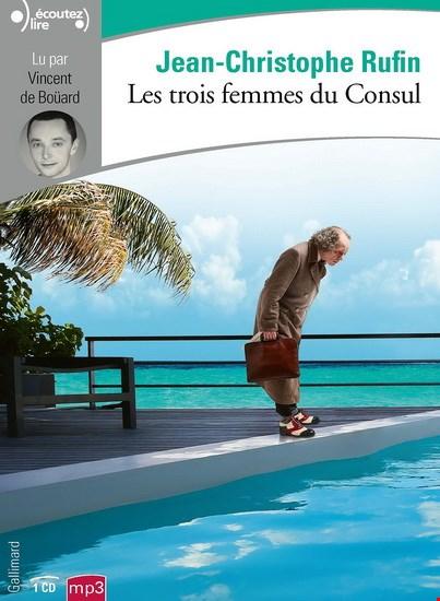 Les Trois Femmes Du Consul  (Cd Mp3)