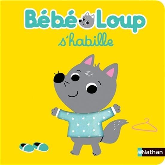Image: Bébé Loup s'habille