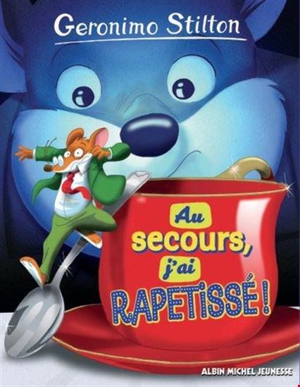 Au Secours, J'ai Rapetissé !