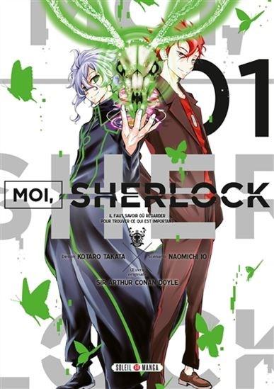 Moi, Sherlock #01