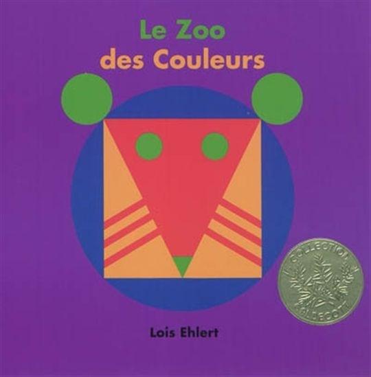 Image: Le zoo des couleurs