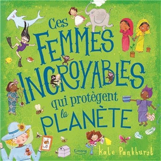 Image: Ces femmes incroyables qui protègent la planète