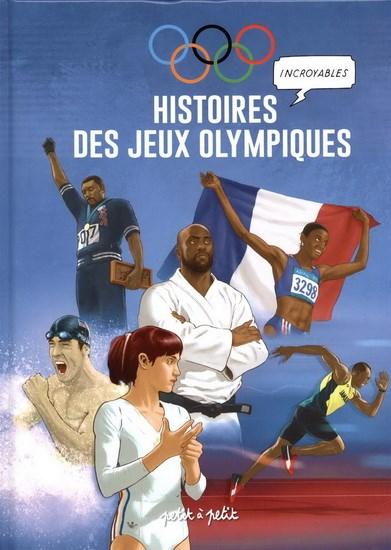 Image: Histoires incroyables des jeux olympiques