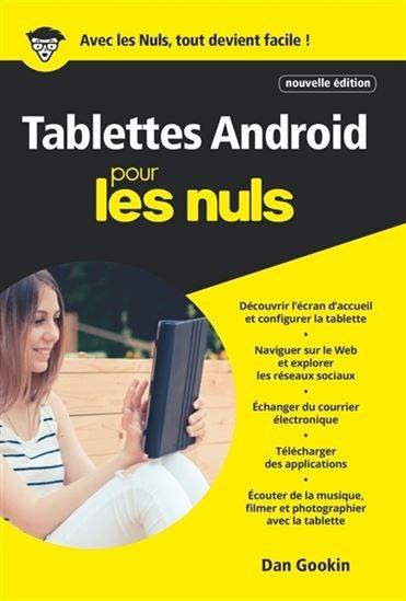 Image: Les tablettes Android pour les nuls