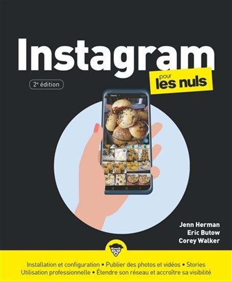 Image: Instagram pour les nuls