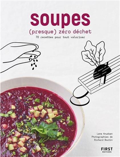 Soupes (presque) zéro déchet
