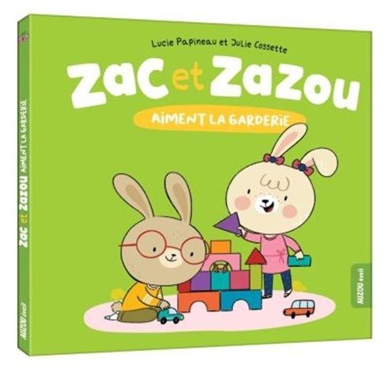 Zac Et Zazou À La Garderie